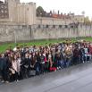 Studienfahrt England des 9.Jahrganges der Georg-August-Zinn Schule