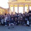 10er Jahrgang auf Abschlussklassenfahrt in Berlin