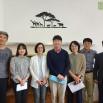 Besuch aus Südkorea