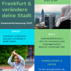 Einladung ZuBaKa-Sommerferienprogramm: Wir entdecken Frankfurt!